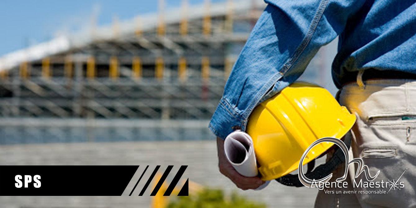 SPS, les chantiers soumis à l'obligation de coordination.